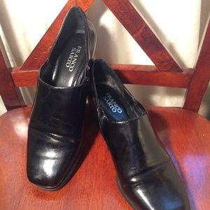 Franco Sarto Women's Size 7 Remo Pump, Black
